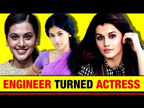 Engineer से Star Actress | Taapsee Pannu Biography | Bollywood & Tollywood | Latest Movie - Badla