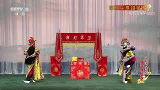 《中国京剧像音像集萃》 20191110 京剧《牛皋招亲》| CCTV戏曲