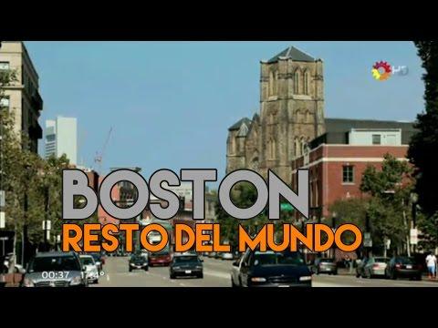 Resto del Mundo - BOSTON (Capitulo completo) 23/03/2015