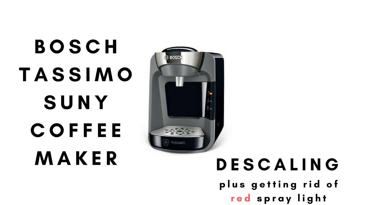 Tassimo Coffee Machine Red Light Flashing ...
