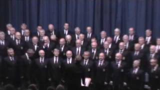 "Llanelli Male Voice Choir sings  ""YFORY"""