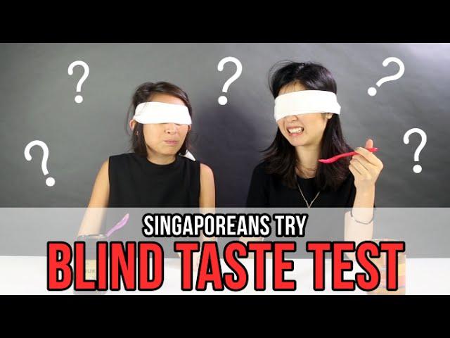 Singaporeans Try: Cheap Vs. Expensive Blind Taste Test | EP 20