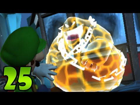 Luigi's Mansion: Dark Moon - Part 25 - Secret Mine D-3 Across the Chasm