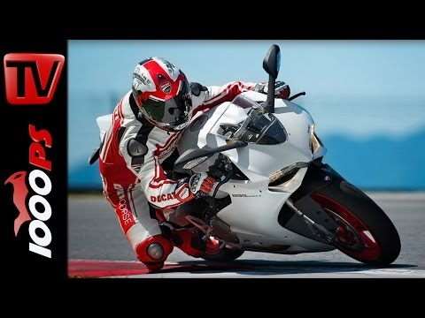 First Test | Ducati 899 Panigale-2014 + Engl. Subs