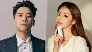 Download Video BIGBANG's Seungri Reportedly Dating Actress Yu Hye Won MP3 3GP MP4