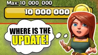 Clash Of Clans - WE DID IT! BUT NO UPDATE STILL!