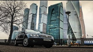Volkswagen Phaeton (2008) - Тест-Драйв