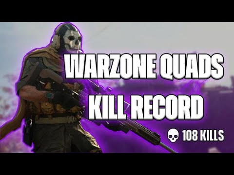 WARZONE QUADS *OLD*