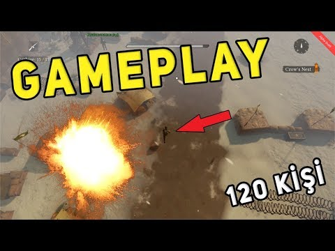 FOXHOLE - Gameplay