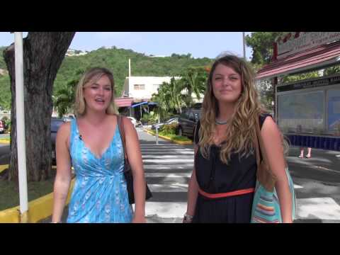 St. Thomas, US Virgin Islands - Shopping - Havensight, Downtown Charlotte Amalie and More