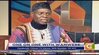 JKL | One on One with Koigi wa Wamwere#JKLive  [Part 2]