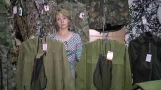 Противоклещевые костюмы, обзор, сравнение, ПКФ
