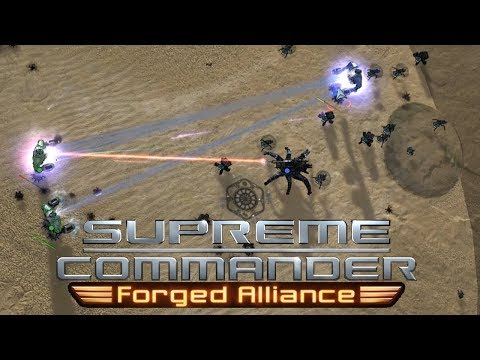 The Game That Never Ends - Supreme Commander: Forged Alliance