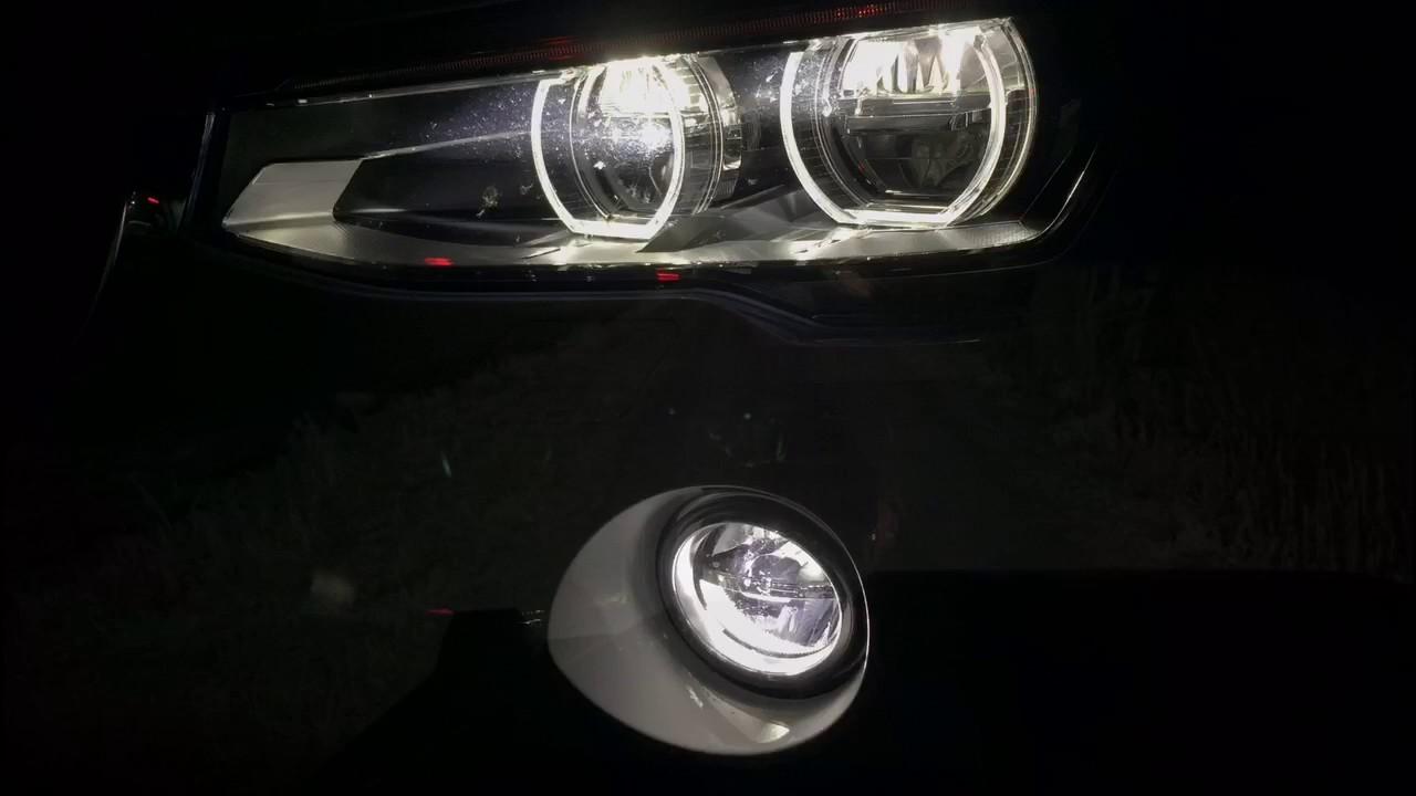 Halogen Vs Xenon LED Headlights