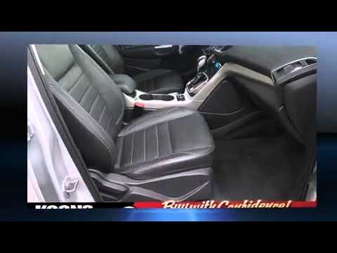 2013 Ford Escape SEL/AWD-SYNC-SIRIUS/ROOF-LEATHER-ONE OWNER