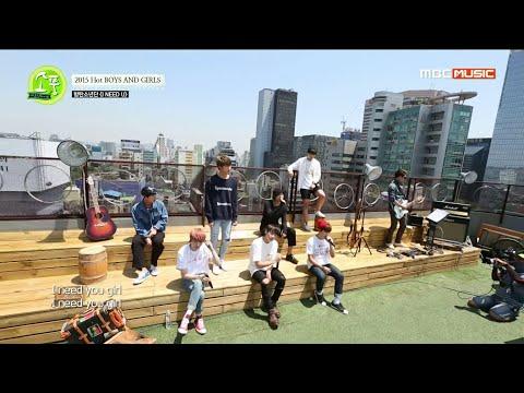 【認聲中字】BTS - I NEED U (slow jam ver.)[150604 Picnic Live]