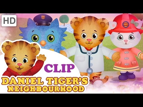 Daniel Tiger's Neighbourhood - Learning New Things  (35 Minutes)