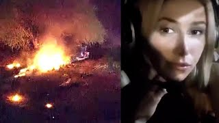 Model Posts Video to Instagram Minutes Before Tragic Plane Crash