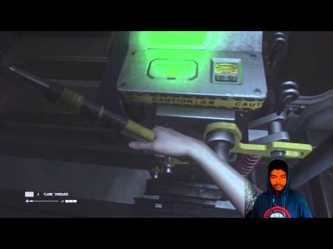 Bet Ya Didnt Expect This - Alien: Isolation - Twitch Stream (Feb 17, 2015)