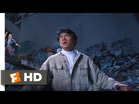 Rumble in the Bronx (3/12) Movie CLIP - Dead End (1995) HD