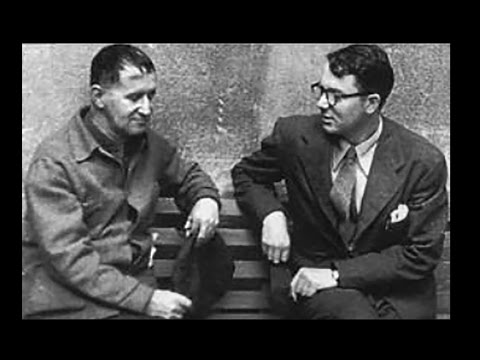 Eric Bentley 100th Birthday Interview with Michael Riedel