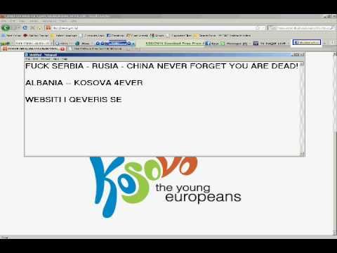Websiti i Qeveris Se Rusis Hackuar Nga LHG Lipjani Hacker Group