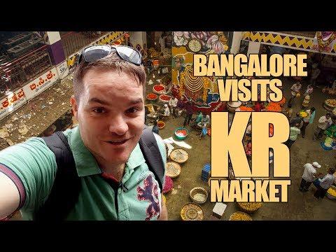 KR Market || Bangalore Visits Ep.1