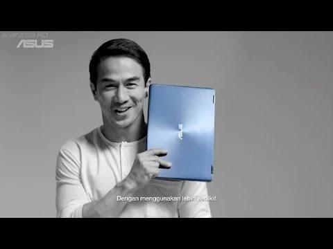 Iklan Asus Zenbook Flip S - Joe Taslim 30sec (2017)
