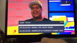 There is a new channel now total 13 MyTV MyFreeView at Jun 2018