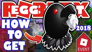 [EVENT] How To Get the Egg of Dark Nest Egg - Roblox Egg Hunt 2018 - The Undernest