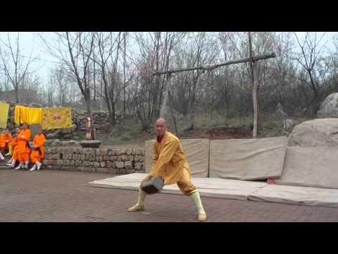 Kung Fu Master - Dengfeng near Shaolin Temple, China