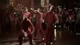 Jabbawockeez Step-Up 2 Deleted Scene