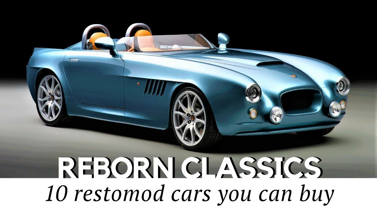 10 Old Classic Cars Restored and Custom Modified with New Tech - YouTube