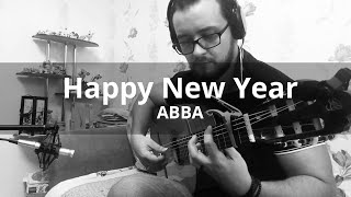 Happy New Year - ABBA - acoustic fingerstyle guitar