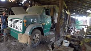 The Coolest Truck!  Another Barn Find