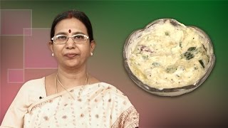 Pumpkin Raita | Mallika Badrinath | Indian Recipes, Salad