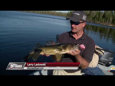 MidWest Outdoors TV Show #1668 - Walleye And More From Woman River Camp And Outposts