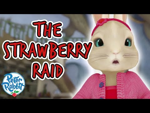 Peter Rabbit - The Strawberry Raid | 30+ minutes | Adventures with Peter Rabbit