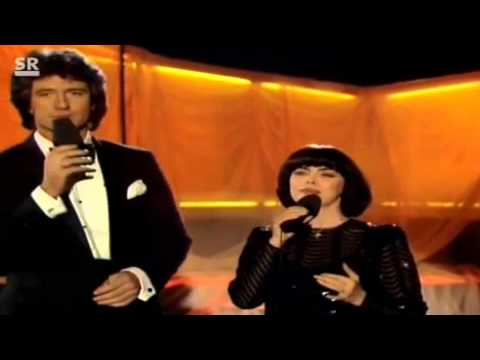Mireille Mathieu & Patrick Duffy - Together We`re Strong - HD