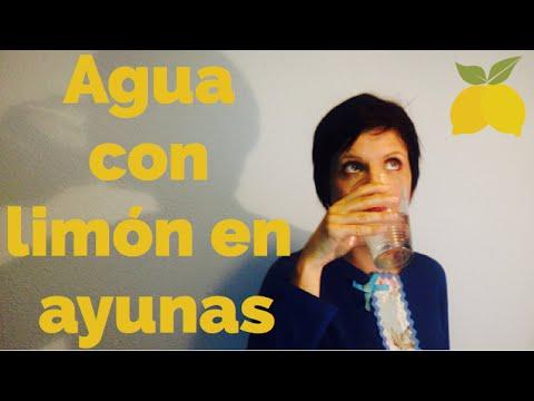 Porque es importante tomar agua con limon en ayunas
