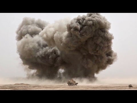 Rocket Projected Explosive Line Charge – Land Mine Clearing Live Fire Training