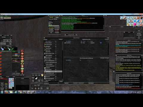 EverQuest - Using /barter to Make Platinum Fast!