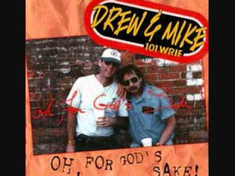 Drew & Mike WRIF. Michael Jackson in the hereafter