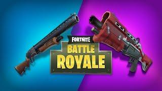 O QUE ACONTECEU COM AS SHOTGUNS? - Fortnite Battle Royale