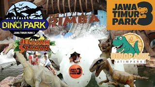Dino Park Jatim Park 3 Full Version
