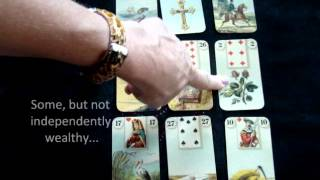 How to Do a 9-Card Lenormand Spread