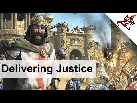 Stronghold Crusader 2 - Mission 1 | Robber Baron | Delivering Justice | Mini-Campaign