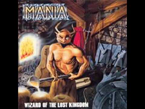 Mania- Wizard Of The Lost (FULL ALBUM) 1988