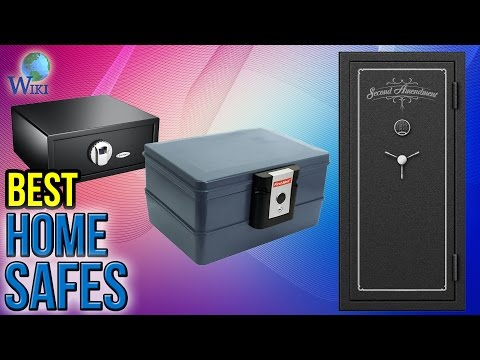 10 Best Home Safes 2017