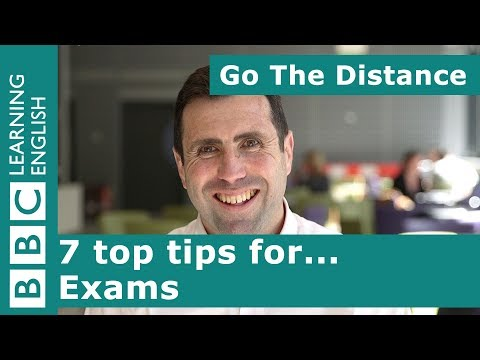 Academic Insights – 7 top tips for... exams